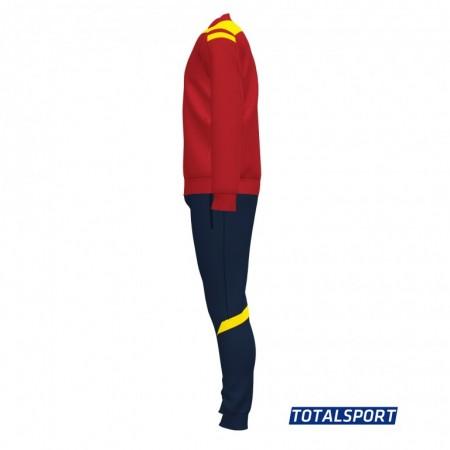Спортивный костюм Joma 101953.609 CHAMPIONSHIP VI красно-желтый