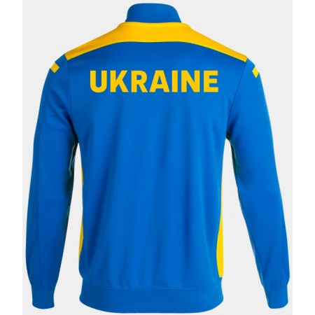 Спортивный костюм Joma 101953.709 CHAMPIONSHIP VI голубо-желтый Украина(Классический герб)