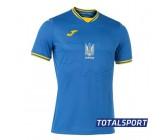 Ожидается! Новая игровая футболка сборной Украины Joma AT101856A709 синяя