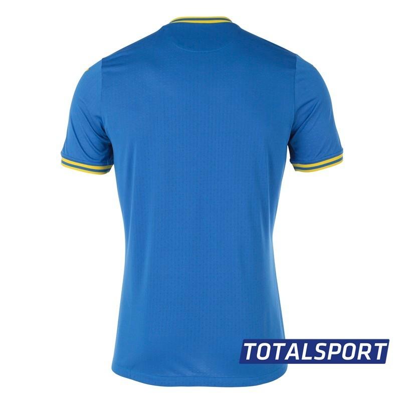 В НАЛИЧИИ! Новая игровая футболка сборной Украины Joma AT102404A709 синяя