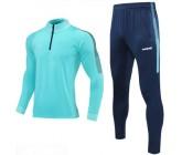 Спортивный костюм Europaw Limber Up 2101 Short zipper замок 3/4