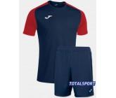 Футбольная форма Joma 101968.336 ACADEMY IV сине-красный футболка и шорты