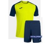 Футбольная форма Joma 101968.063 ACADEMY IV салатово-синий футболка и шорты