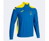 Реглан Joma CHAMPIONSHIP VI 101952.709 голубо-желтый с футбольным гербом