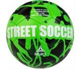 Футбольный мяч Select Street Soccer (103) зеленый, размер 4,5