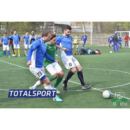 Aкция! Футболка Joma Combi 100052.450 зеленая