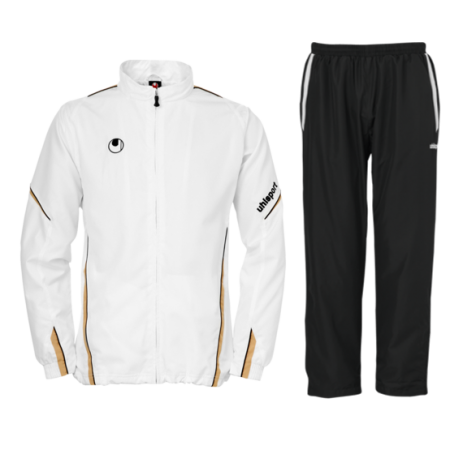 Спортивный костюм Uhlsport TEAM Classic Jacket+Pant white/gold