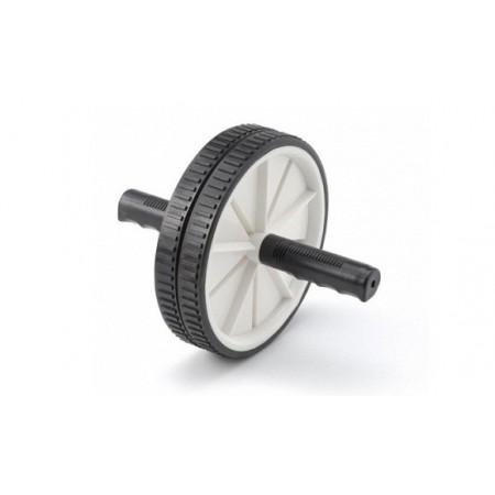 Гимнастическое колесо для пресса Double Exercise Whell Tunturi 11TUSCL038