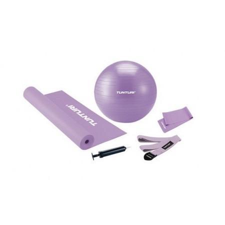 Набор для пилатеса и фитнеса Pilates and Fitness Set de Luxe Tunturi 11TUSPI002