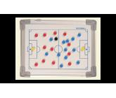 Средний футбольный тактический стенд Winner  (300*230)
