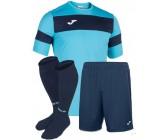 Футбольная форма Joma ACADEMY II 101349.013(футболка+шорты+гетры)