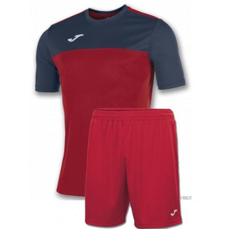 Футбольная форма Joma WINNER 100946.603 (футболка и шорты)