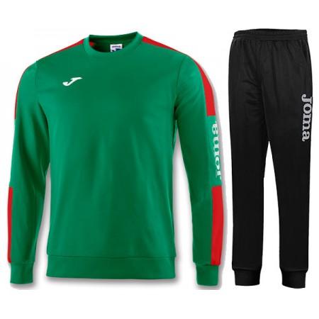 Спортивный костюм Joma CHAMPION IV 100801.456 зелено-красный