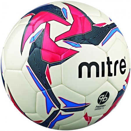 Футзальный мяч Mitre Pro Futsal D32P WHITE/RED/BLACK