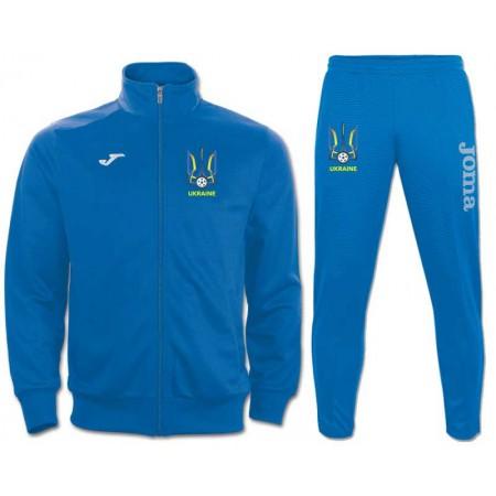 Акция! Спортивный костюм сборной Украины JACKET COMBI 100086.700 и брюки 8005P12.35