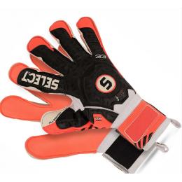 Вратарские перчатки SELECT 33 ALLROUND (261) ОРАНЖ/ЧЕРН/БЕЛ