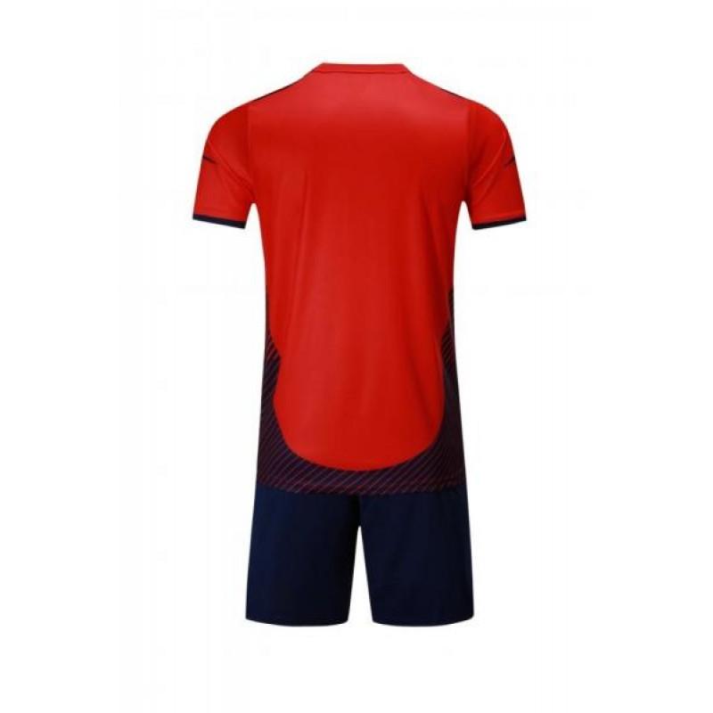 Футбольная форма Europaw 017 красная
