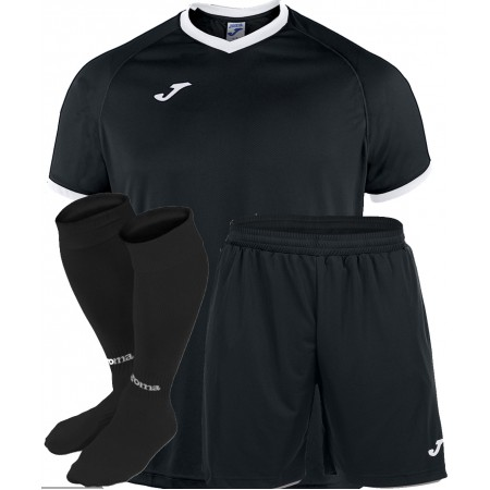 Футбольная форма Joma ACADEMY 101097.102(футболка+шорты+гетры)