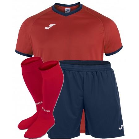 Футбольная форма Joma ACADEMY 101097.603(футболка+шорты+гетры)