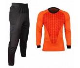 Вратарская форма Europaw оранжевая реглан и штаны
