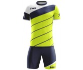 Футбольная форма Zeus KIT LYBRA UOMO GIALLO FLUO/BLU футболка и шорты