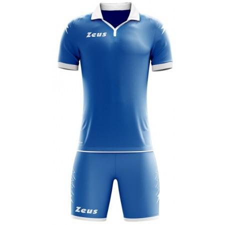 Футбольная форма Zeus KIT SCORPION ROYAL BIANCO футболка и шорты