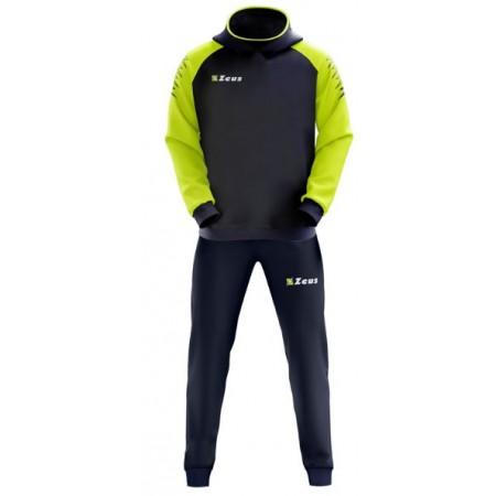 Спортивный костюм Zeus TUTA ENEA BLU/GIALLO FLUO