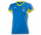 Женская футболка Украина Joma CHAMPIONSHIP IV ROYAL-AMARILLO Ukraine 900431.709