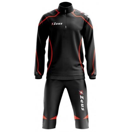 Спортивный костюм TUTA VIKY NERO-ARANCIO