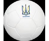 Футбольный мяч с лого Украина
