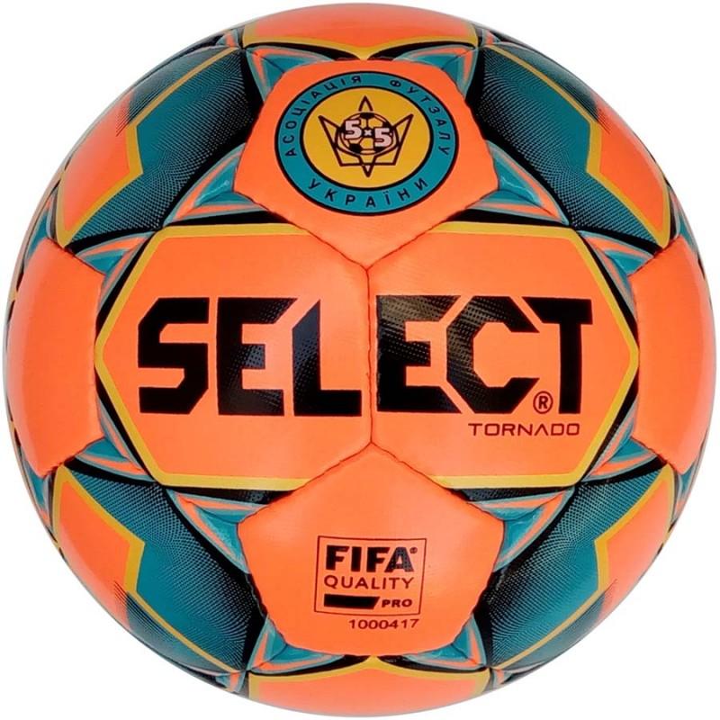 Футзальный мяч Select Futsal Tornado FIFA оранжевый