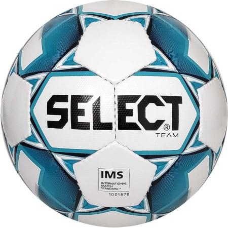 Футбольный мяч Select Team IMS размер 5(014) бело-голубой
