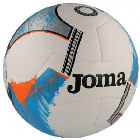 Футбольный мяч оптом Joma HYBRID URANUS BLANCO-AZUL, размер 5, 10 шт