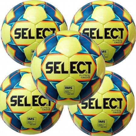 Футбольные мячи оптом Select futsal mimas 5 шт, размер: 4(футзал)
