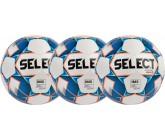 Футбольные мячи оптом Select futsal mimas белый 3 шт, размер: 4(футзал)