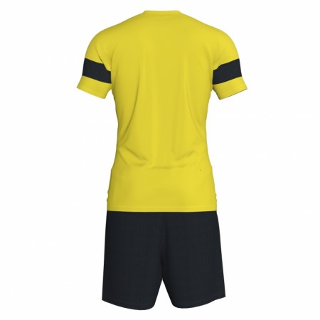 Футбольная форма Joma ACADEMY II 101349.061 салатовая футболка, шорты