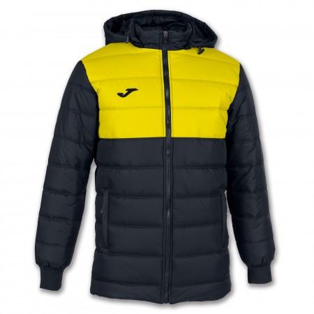 Куртка Joma URBAN II 101292.109 черно-желтая