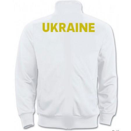 Олимпийка Joma COMBI 100086.200 Украина белая