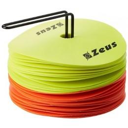 Футбольные маркеры Zeus 24 штуки Z00972