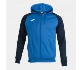 Олимпийка с капюшоном Joma ACADEMY IV 101967.703 синяя