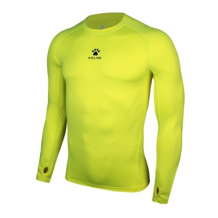Термобілизна неоново-жовта  д/р ТЕАM (футболка)  3891113.9905 Kelme