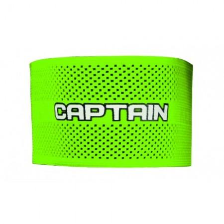 Капітанська пов'язка салатова TEAM 9886702.9904 Kelme