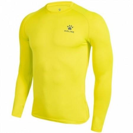 Термобілизна  жовта   д/р  TEAM (футболка ) 3891113.9700 Kelme