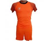 Вратарская форма (футболка - шорты) Swift, Mal (н. оранжевый) 012103-12-44