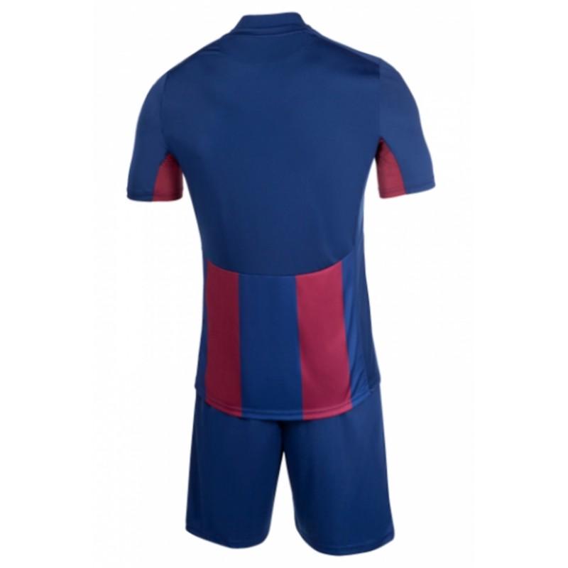 Футбольная форма Joma PISA AZUL-BURD 100439.365