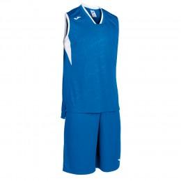 Баскетбольная форма Joma SET BASKET CAMPUS TURQUESA F - 101373.702