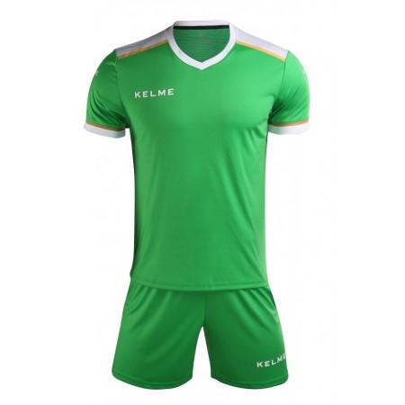 Комплект футбольньої форми  зелений к/р SEGOVIA 3871001.9300 Kelme
