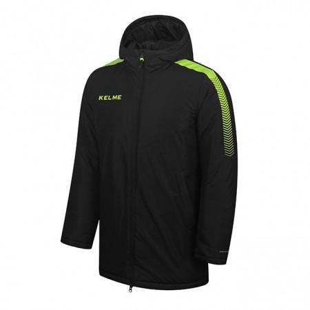 Куртка чорно-салатова  PRIMERA 3871403.9012 Kelme