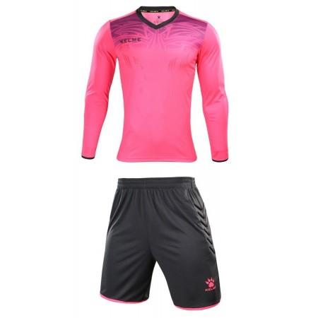 Комплект воротарсько форми  рожево-сірий д/р дитячі ZAMORA  3873007.9997 Kelme