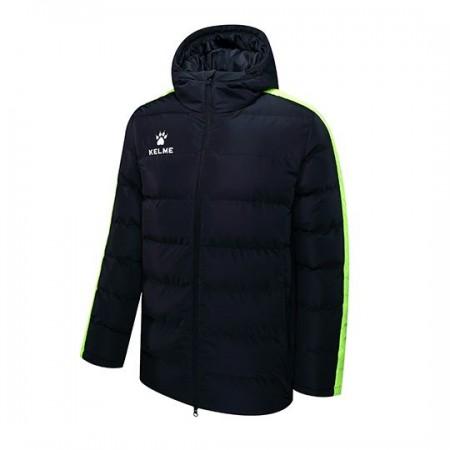 Куртка чорно-жовта NEW STREET 3881405.9012 Kelme